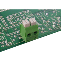 5mm Pushbutton Screwless PCB Terminal Block