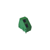 5.08mm Spring Clamp Screwless PCB Terminal Block
