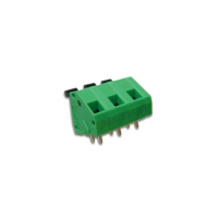 7.5mm Leaver Screwless PCB Terminal Block