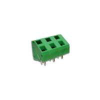 7.62mm Spring Screwless PCB Terminal Block