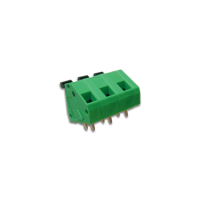 7.62mm Leaver Screwless PCB Terminal Block