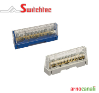 Arnocanali Multi-hole terminal bars