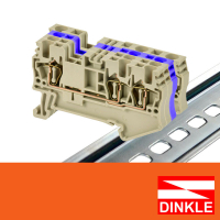 Dinkle Spring Clamp Terminals