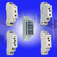 Din Rail Mount Timers