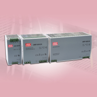Meanwell Modular Din Mount Power Supplies MDR Series