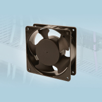 Axial Frame Fans