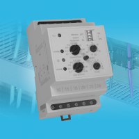 Power Factor Monitoring Relay