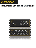 EN50155 Ethernet Switches