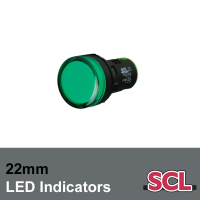 22mm LED Indicators