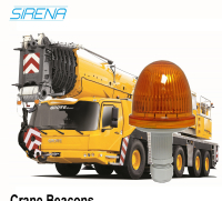 Ovolux Single Crane Beacon