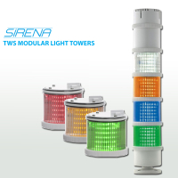 Sirena TWS 72mm Modular Light Towers