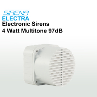 SE 4 MS5/PLC 4 Watt Multitone 97dB
