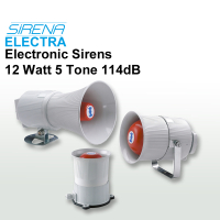 SE 12 MS5 12 Watt 5 Tone 114dB