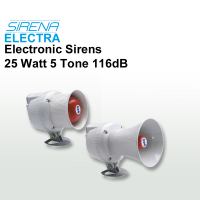 SE 25 MS5 25 Watt 5 Tone 116dB