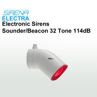 SEP LED MS32 Sounder/Beacon 32 Tone 114dB