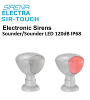 SIR-TOUCH/SIR-TOUCH LED 64 Tone 120dB