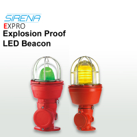 Sirena Exd Explosion Proof LED Beacons