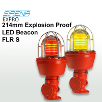 Sirena 214mm Exd Explosion Proof LED Beacon FLR S