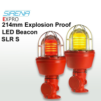 Sirena 214mm EXd Explosion Proof LED Beacon SLR S