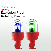 Sirena 220mm Exd Explosion Proof Rotating Beacons ROTALARM