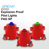 Sirena Exd Explosion Proof Pilot Lights