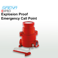 Sirena Exd Explosion Proof Call Point