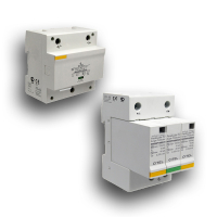 DC Din Rail Surge Protection Devices