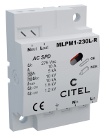 Citel MLPM1 Ultra Compact AC Surge Protector