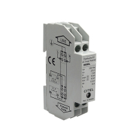 Standard Profile Din Rail SPD for LED Lighting