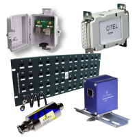 Dataline & Video Surge Protection Devices