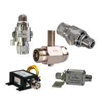 Citel Coaxial Surge Protection Devices