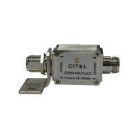 Low Frequency Video Coaxial Surge Protectors
