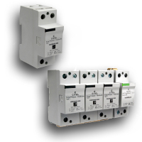 AC Din Rail Surge Protection Devices