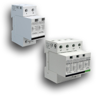 DS Series Type 2 AC Surge Protection Devices