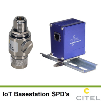 Citel SPD's for IoT (Internet of Things) Basestations