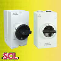 SCL DC Isolators & PV Equipment