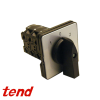Tend Changeover Cam Switches