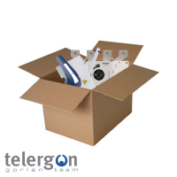 Telergon 3 Pole & Neutral Switch Disconnector, Handle & Shaft Kits