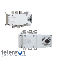 Telergon 3 Pole Changeover Switches