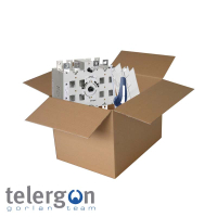 Telergon 3 Pole & Neutral Changeover Switches, Handle & Shaft Kits