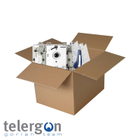 Telergon 3 Pole & Neutral Fused Switch Disconnector, Handle & Shaft Kits