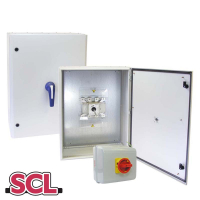 Metal Enclosed Isolators