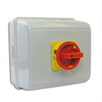 SCL 8 Pole Metal Enclosed Rotary Isolators