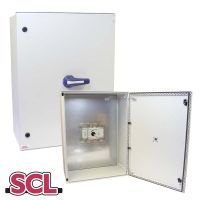 GRP Enclosed Isolators