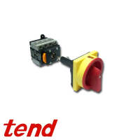 Tend Base Mount Isolators