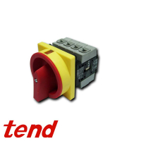 Tend 4 Pole Rear Mount Isolators