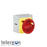 Telergon 3 Pole Rear Mount Isolators