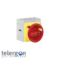 Telergon 4 Pole Rear Mount Isolators