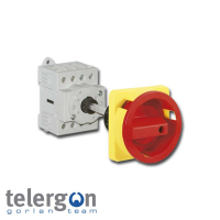 Telergon 4 Pole Base Mount Isolators