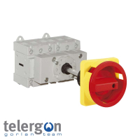 Telergon 6 Pole Base Mount Isolators